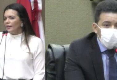 Deputados se solidarizam e apoiam permanência de Emília Ferraz no cargo delegada-geral