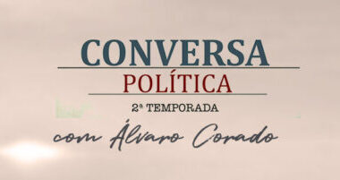 Conversa Política | 2a. temporada – Álvaro Corado entrevista Orsine Júnior