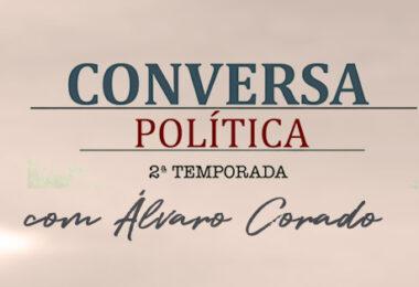 CONVERSA POLÍTICA - 2a. temporada | David Almeida