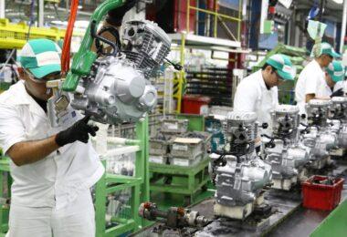 Produção industrial cresce no AM e recupera perdas ocorridas na pandemia