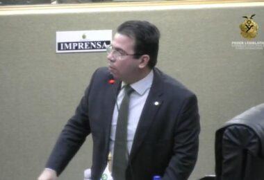 Wilker Barreto vota contra criação da Delegacia de Combate à Corrupção