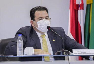 CPI que acobertou supostas irregularidades de Amazonino terá relatório divulgado