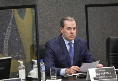 PF pede ao Supremo investigação contra Dias Toffoli por suposta venda de decisões