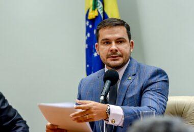 Capitão Alberto Neto é contra a liberação da maconha no Brasil