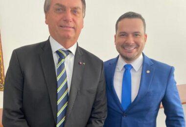 Capitão Alberto Neto exalta distribuição de vacinas contra o Covid-19 no Governo Bolsonaro