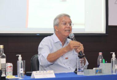 Romero apresenta propostas para modernizar Manaus aos empresários na CDLM
