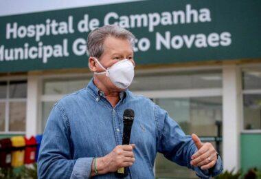 Registros de cartórios e da Prefeitura de Manaus sobre óbitos por Covid-19 desmentem Arthur Neto