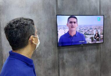 David Almeida pretende modernizar gestão fiscal e reduzir custos tributários