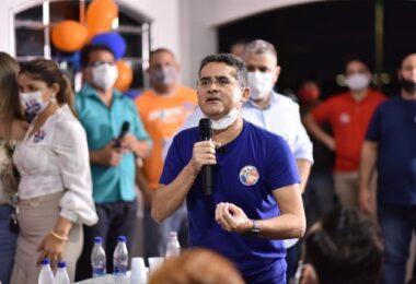 David Almeida diz que vai implantar programa de pós-graduação para professores