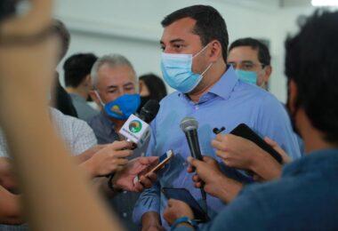 Wilson Lima condena campanha de fake news no período eleitoral