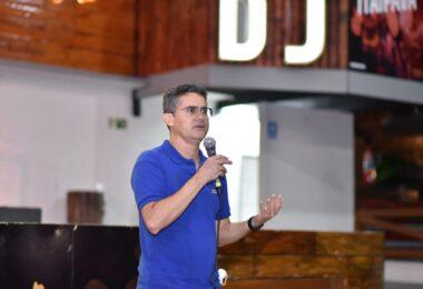 'Combate à corrupção é bandeira defendida na minha gestão', reafirma David Almeida