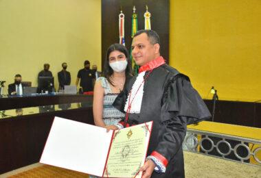 Novo procurador-geral de Justiça toma posse e ressalta prioridades de sua gestão