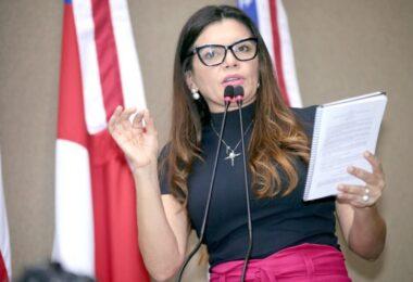 Alessandra Campêlo repudia número crescente de crimes sexuais no AM