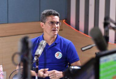 David Almeida reafirma compromisso de fazer administração inclusiva