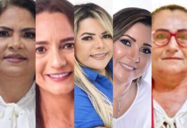 Dos 61 municípios do Amazonas, cinco serão comandados por mulheres