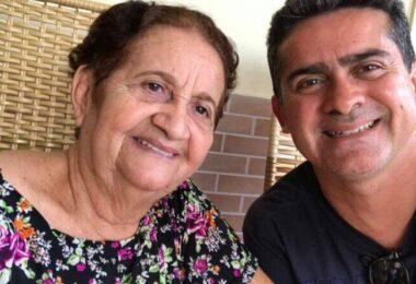Morre Rosa Almeida, mãe do candidato David Almeida