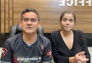 Eleito, David reafirma o compromisso de ser o prefeito de todos os manauaras