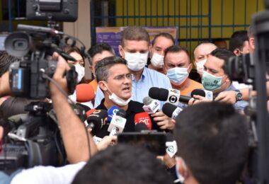Manaus ganha o apoio da bancada do Congresso, afirma David Almeida
