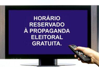 Propaganda eleitoral no rádio e TV só pode ser feita até esta sexta-feira