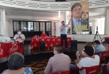 Marcelo Amil tem o menor custo de voto do PCdoB no País