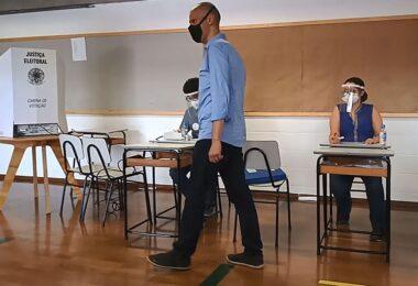 Bruno Covas vence eleição para prefeitura de São Paulo