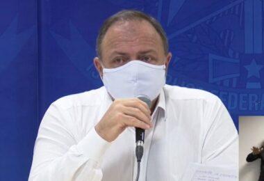 Ministro do STF nega decisão provisória para afastar Pazuello do Ministério da Saúde
