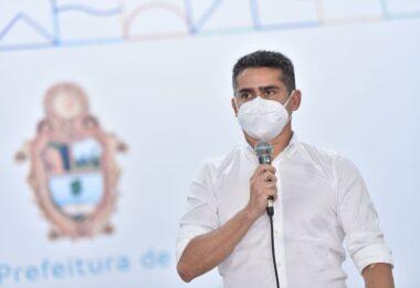 David diz que dificuldade de acesso agrava crise sanitária em Manaus