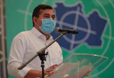 Wilson Lima anuncia novo mutirão de vacinação contra a Covid-19