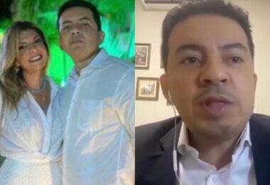 Após passar Ano Novo em resort no Nordeste, Delegado Péricles sugere renúncia do governo