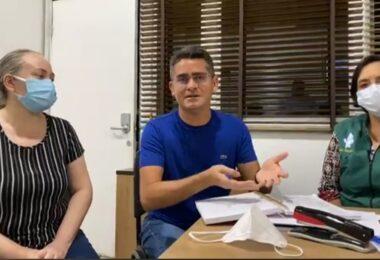Prefeito nega irregularidade na vacinação contra a Covid-19 em Manaus
