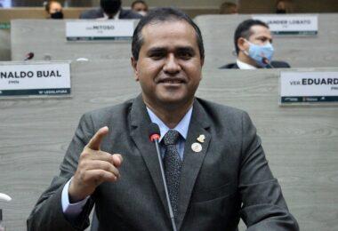 Vereador solicita à Semsa serviço de oxigenoterapia para a UBS Nilton Lins