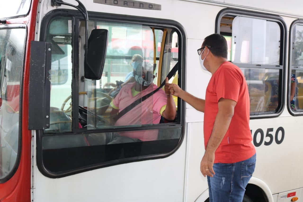 População terá mais ônibus em horário de pico em Manaus, após pedido de vereador