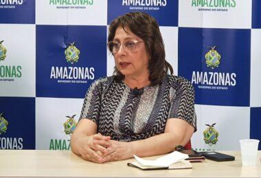 Diretora-Presidente da FVS-AM morre em decorrência da Covid-19