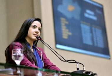 MP-AM instala procedimento no gabinete da deputada Mayara Pinheiro