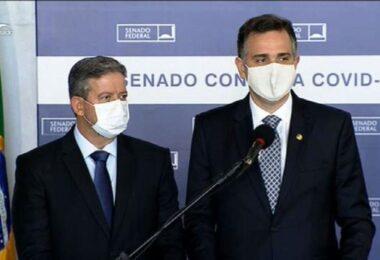 Câmara e Senado proíbem entrada de visitantes após anúncio de 'lockdown' em Brasília