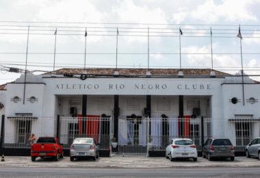 Atlético Rio Negro Clube, avaliado em mais de R$ 9 milhões, será leiloado em março