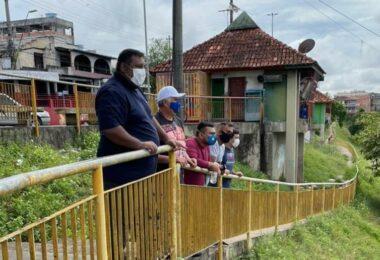 Vereador Ivo Neto solicita revitalização do 'Amarelinho' para turismo