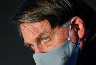 Bolsonaro publica vídeo de empresária contra 'lockdown'