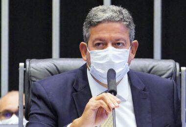 Arthur Lira anuncia que a Câmara retornará às atividades presenciais no dia 18 de outubro