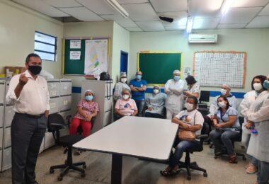 Vereador solicita reforço na segurança para Unidades de Saúde da capital