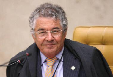 Ministro Marco Aurélio remarca aposentadoria do STF para 12 de julho