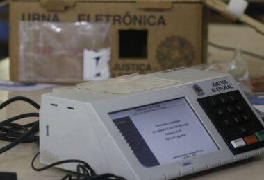 Urnas eletrônicas serão usadas na votação dos novos dirigentes da Amazon