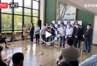 AO VIVO | Governador Wilson Lima anuncia medida de estímulo à economia do estado