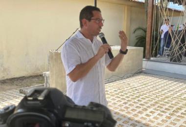 Marcelo Ramos discute com prefeitos do interior uso das emendas para conter pandemia