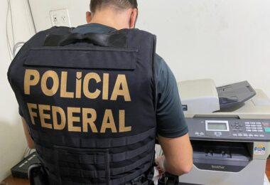 Prefeitura do Rio Preto da Eva é investigada pela PF por crime de corrupção e lavagem de dinheiro