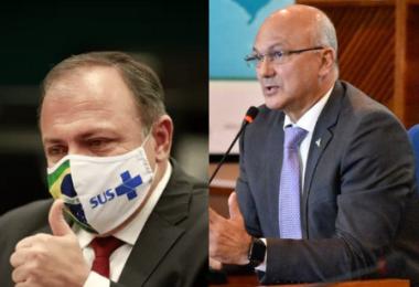 'É um direito legítimo do general', diz Coronel Menezes sobre possível candidatura de Pazuello ao Governo do AM