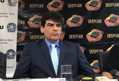 Juíza federal diz que delegado Alexandre Saraiva não provou crime contra madeireiros e libera carga