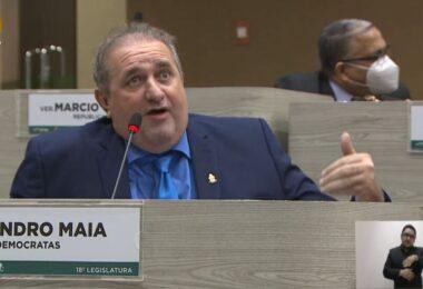 Vereador Sandro Maia era gestor do INCRA na época dos contratos investigados pela PF; Confira os nomes envolvidos