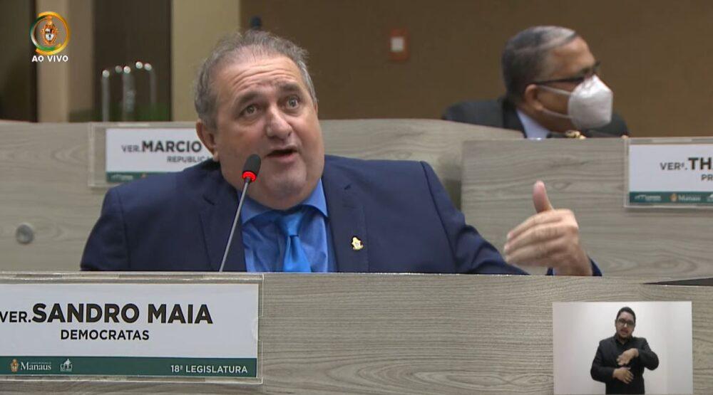 Sandro Maia