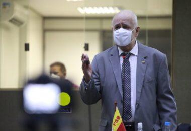 'Fez muito mal ao Brasil!', diz Serafim após saída de Ricardo Salles do Meio Ambiente